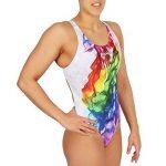 maillot de bain natation synchronisée TOP 1 image 3 produit