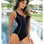 maillot de bain piscine femme 1 piece TOP 1 image 2 produit
