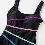 maillot de bain piscine femme 1 piece TOP 2 image 3 produit