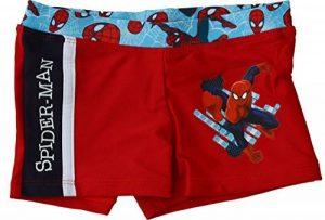 maillot de bain spiderman TOP 1 image 0 produit