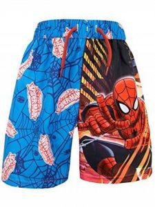 maillot de bain spiderman TOP 3 image 0 produit