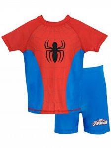 maillot de bain spiderman TOP 5 image 0 produit
