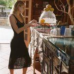 Malloom Bikini Couvrir Femme Pure Crochet manuel en tricot creuxRobe de plage solaire de la marque Malloom®_Plage image 1 produit