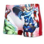 Marvel - Short de bain - Garçon de la marque Marvel Avengers image 1 produit