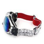 Masque de ski, Spohife motoneige Snowboard Skate Lunettes de natation pour homme et femme anti-buée anti-UV amovible Large sphérique Verre de rechange pour lunettes de la marque image 2 produit