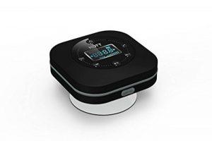 Mini Enceinte Bluetooth 4.0 Haut-Parleur Etanche, Victorstar Haut-Parleur S603 avec radio FM Ecran LCD Digital Appels Mains Libres Pour les Appels / Siri pour iPhone 7 7 plus, 6 6s, 5 5s de la marque image 0 produit