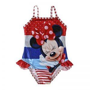 Minnie Mouse - Fille Maillot de bain de la marque Disney image 0 produit