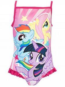 Mon Petit Poney - Maillots une pièce - My Little Pony - Fille de la marque My Little Pony image 0 produit
