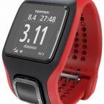 Montre GPS TomTom Multi-Sport Cardio Noir/Rouge (1RH0.001.01) de la marque TomTom image 1 produit