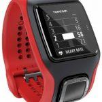 Montre GPS TomTom Multi-Sport Cardio Noir/Rouge (1RH0.001.01) de la marque TomTom image 4 produit