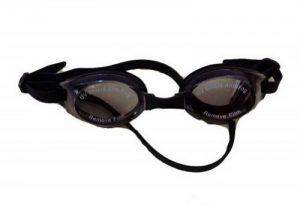 Pas cher lunettes natation pour les femmes / hommes Noir Tout supprimer Len de la marque Blancho image 0 produit