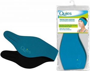 QUIES - protection auditive bandeau d'oreilles - petite taille de la marque image 0 produit