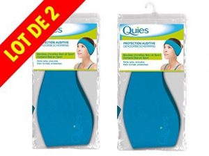 QUIES - protection auditive bandeau d'oreilles - petite taille - Lot de 2 Bandeaux de la marque image 0 produit