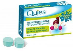 QUIES : Protection auditives natation silicone enfants de la marque image 0 produit