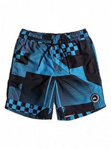Quiksilver Check Remix Volley Short de Bain Garçon de la marque Quiksilver image 0 produit