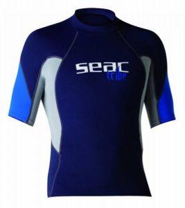 Seac Lycra Rash Guard Raa Short Evo Unisex Adulte de la marque Seac image 0 produit