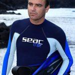 Seac Lycra Rash Guard Raa Short Evo Unisex Adulte de la marque Seac image 3 produit