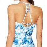 Seafolly Caribbean Ink High Neck Singlet, Tankinis Femme de la marque Seafolly image 1 produit
