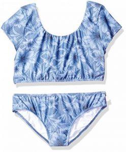 Seafolly Trop Vacation Tie Back Tankini, Maillot Deux Pièces Fille de la marque Seafolly image 0 produit
