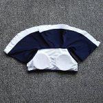 Sexy sans bandoulière froufrous Bandeau String TAPIZ Bleu Maillot de bain style de maillots de bain femmes Brazilian Bikini Push Up Maillot de Bain de la marque BKNLALALA image 2 produit