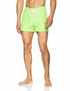 short de bain vert fluo TOP 10 image 0 produit