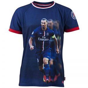 8e65c4e889cb Maillot PSG - Zlatan Ibrahimovic - N°10 - Collection officielle PARIS SAINT  GERMAIN - Taille enfant garçon de la marque PARIS SAINT GERMAIN
