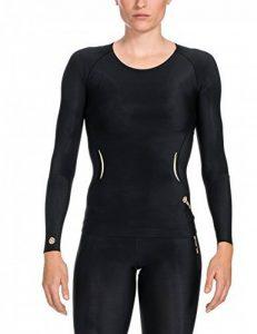 Skins A400 T-Shirt de compression manches longues Femme de la marque SKINS image 0 produit