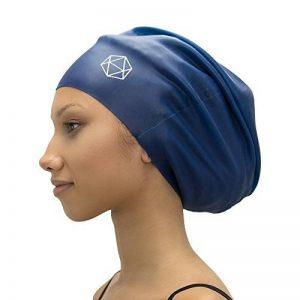 SOUL CAP XL - Bonnet de Bain Très Grand / Bonnet de Douche | Conçu pour des Cheveux Longs, Dreadlocks, Tissages, Extensions de Cheveux, Tresses, Boucles et Afros | Hommes et Femmes | 100 % Silicone de la marque image 0 produit