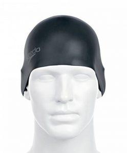 """Speedo Bonnet de natation """"MOULDED SILICON"""" de la marque image 0 produit"""