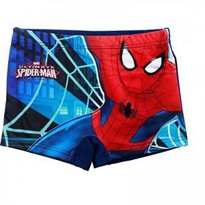 Spiderman - Boxer de bain Spiderman bleu news Taille de 3 à 8 ans - 4 ans,6 ans,8 ans,3 ans,5 ans de la marque Spiderman image 0 produit