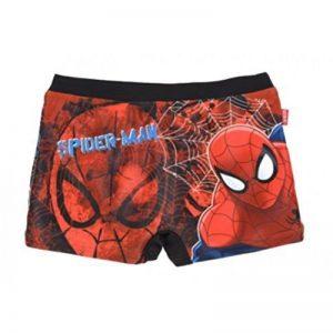 Spiderman - Boxer de bain Spiderman rouge Taille de 3 à 8 ans - 4 ans,6 ans,8 ans,3 ans de la marque Spiderman image 0 produit