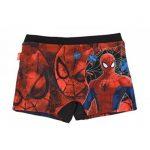 Spiderman - Boxer de bain Spiderman rouge Taille de 3 à 8 ans - 4 ans,6 ans,8 ans,3 ans de la marque Spiderman image 1 produit