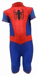 Spiderman garçons Protection UV Maillot de bain de la marque Spider image 0 produit