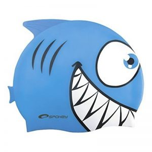 Spokey® Bonnet de piscine pour enfants motif Requin label Cap Up® de la marque image 0 produit