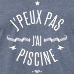 Spreadshirt Je Peux Pas J'Ai Piscine T-shirt Premium Homme de la marque Spreadshirt image 1 produit