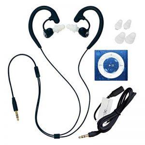 Swimbuds ajustement et sous l'eau Audio étanche iPod Bundle de la marque Underwater Audio image 0 produit