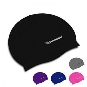 Swimtastic Bonnet de natation en silicone pour enfants et adultes de la marque image 0 produit