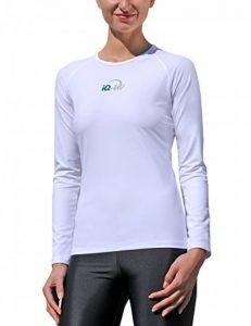 T-shirt loose manches longues iQ UV 300, vêtement anti-UV de la marque iQ-UV image 0 produit