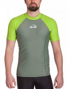 T-shirt slim iQ UV 300, vêtement anti-UV de la marque IQ Products image 0 produit
