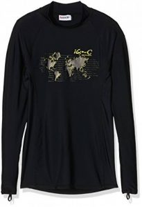 T-shirt slim manches longues iQ UV 300, vêtement anti-UV de la marque IQ Products image 0 produit