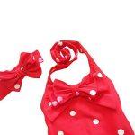 taiyc yxgan Baby Maillot de bain pour fille enfant princesse robe de bain Vêtements Set de Bain avec bandeau de la marque TAIYCYXGAN image 3 produit