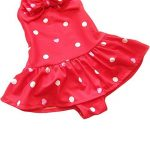 taiyc yxgan Baby Maillot de bain pour fille enfant princesse robe de bain Vêtements Set de Bain avec bandeau de la marque TAIYCYXGAN image 4 produit