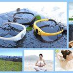 Tayogo - Casque avec lecteur MP3 intégré, étanche, stockage 8 Go de la marque image 1 produit
