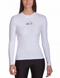 tee shirt anti uv femme manches longues TOP 2 image 0 produit