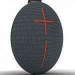 Ultimate EarsROLL2 Enceinte Bluetooth Ultraportable avec Flotteur, Waterproof et Antichoc - Noir/orange de la marque image 1 produit