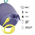 Ultimate EarsWONDERBOOM Enceinte Bluetooth, Waterproof avec Connexion Double - Lilas de la marque image 2 produit