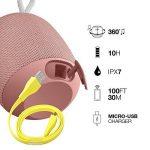 Ultimate EarsWONDERBOOM Enceinte Bluetooth, Waterproof avec Connexion Double - Rose cachemire de la marque image 2 produit