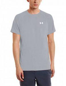 Under Armour Heatgear Run T-shirt manches courtes Homme de la marque Under Armour image 0 produit