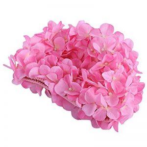 Wingogo Délicat Bonnet De Bain Femme Fleur Pour Femme Cheveux Longs de la marque image 0 produit