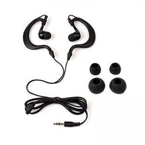 Y & M (TM) Casque écouteurs étanches, 100% imperméable étanche écouteurs intra-auriculaires écouteurs intra-auriculaires stéréo 3,5mm casque pour téléphone iPod Lecteur MP3MP4 de la marque image 0 produit